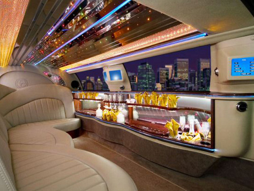 stretch limo package 2